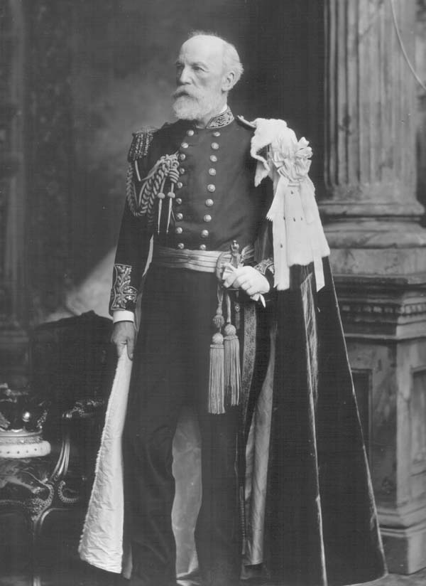 William Montagu Hay 10th Marquis Of Tweeddale 1826 1911