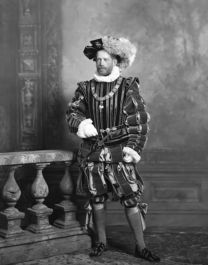 Baron Ferdinand James Anselm De Rothschild 1839 1898