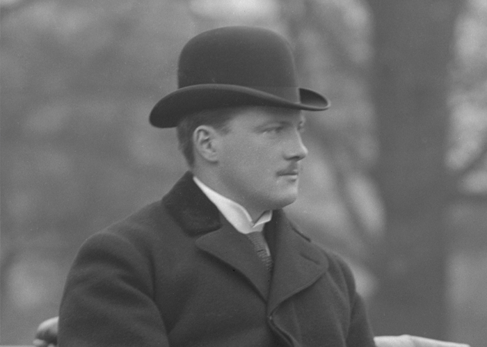 Hon. Rupert Edward Cecil Guinness, later 2nd Earl of Iveagh (1874-1967).