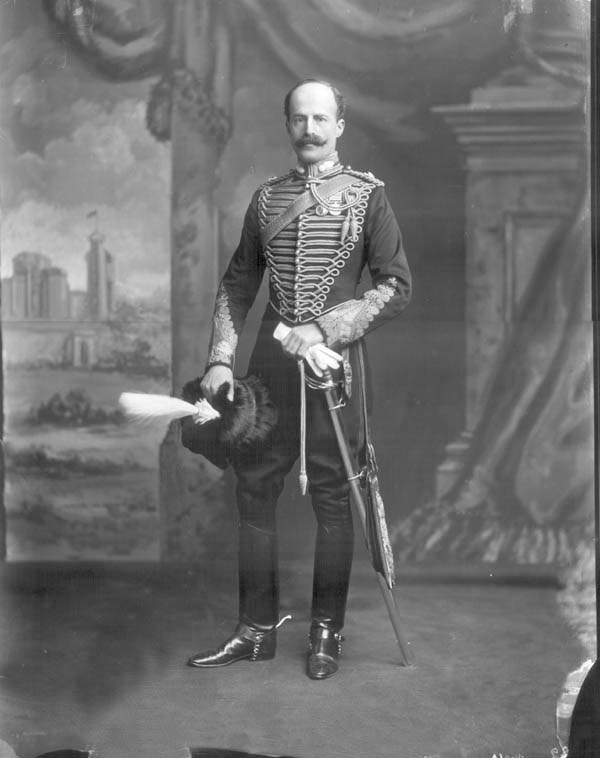 Lieutenant-Colonel Percy Henry Enthoven (1859- ) [possibly] - copyright V&A