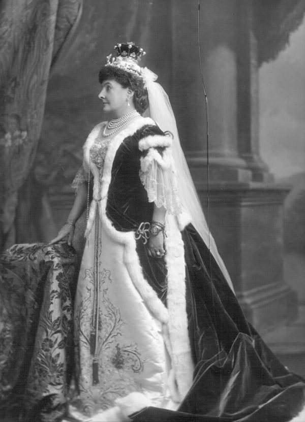 anna theresa  countess of shrewsbury  1836