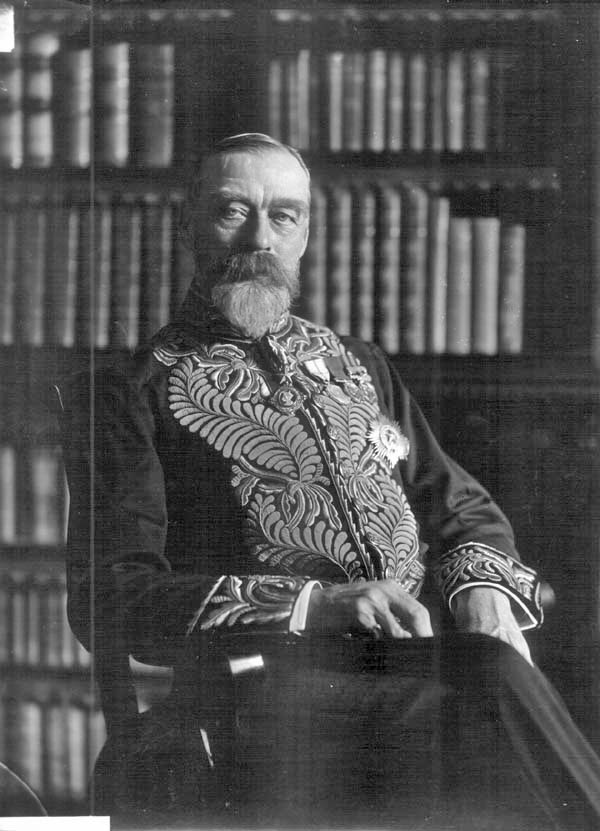sir frederic william richards fryer  1845