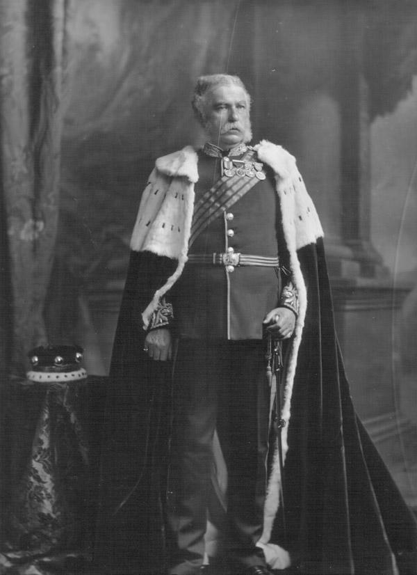 Josslyn Francis Pennington 5th Baron Muncaster 1834 1917