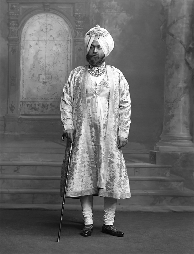 Maharaja of Jind [possibly]