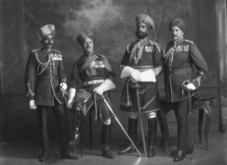 King's Orderly Officers
