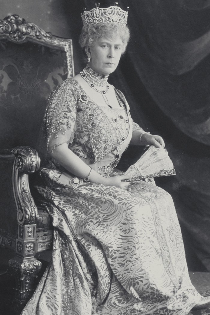 Queen Mary (1867-1953).